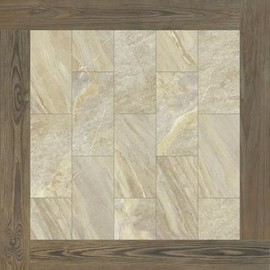 Напольная плитка Italon Magnetique 60x60, Beige Inserto Root