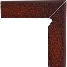 Бордюр Paradyz Cloud 30x30, Brown Duro