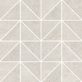 Кип Калм грей триангл мозаика матт 29*29 (KEEP CALM GREY TRIANGLE MOSAIC MATT)
